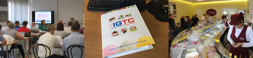 gelato training by IGTC
